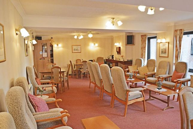 Residents Lounge of Aspley Court, Bedford MK40