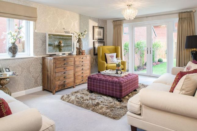 """Thumbnail Detached house for sale in """"Winstone"""" at Caistor Lane, Poringland, Norwich"""