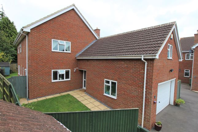Thumbnail Detached house for sale in Cherrywood Court, Tuffley, Gloucester