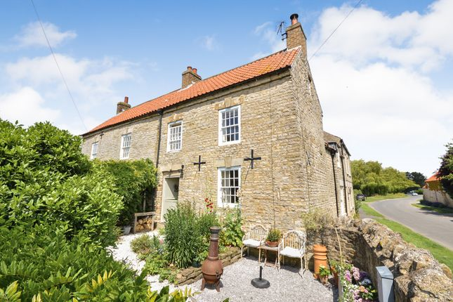 Thumbnail Cottage for sale in Primrose Cottage, Railway Street, Slingsby, York, North Yorkshire