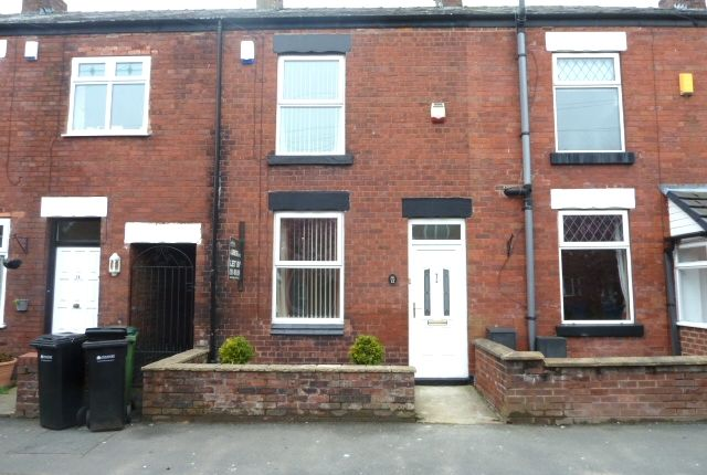 Thumbnail Terraced house to rent in Bosden Hall Road, Hazel Grove, Stockport