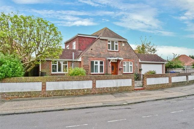 Thumbnail Detached house for sale in Garrick Road, Broadwater, Worthing