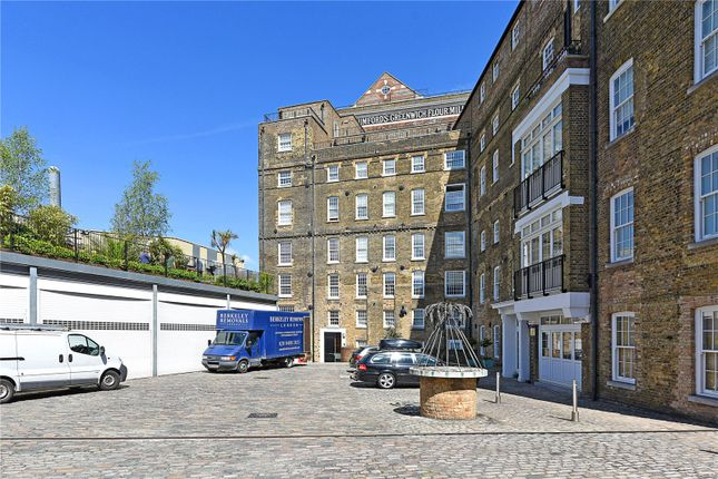 Thumbnail Flat to rent in Mumford Mills, Greenwich High Road, Greenwich, London
