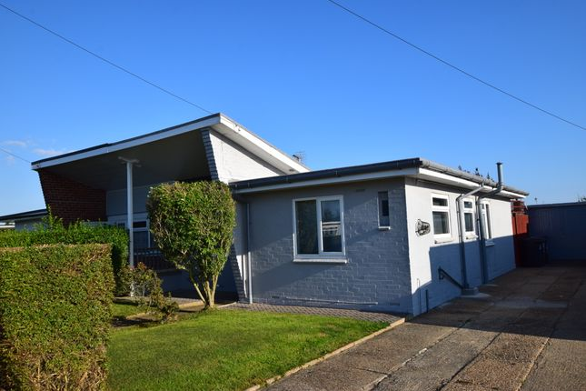 Thumbnail Semi-detached bungalow for sale in The Boulevard, Pevensey Bay