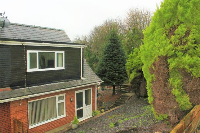Thumbnail Semi-detached house for sale in Blaen Y Wawr, Bangor