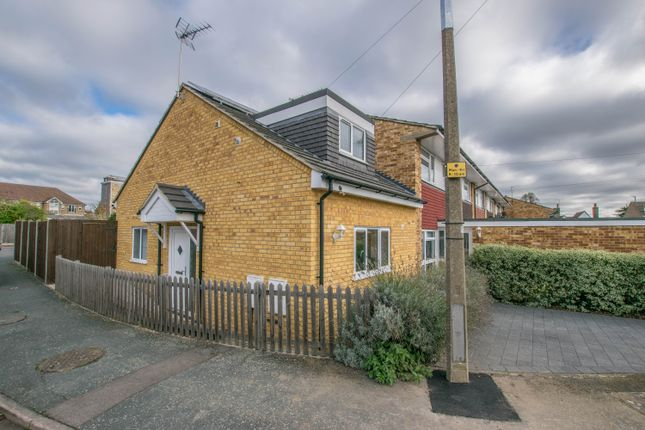 Thumbnail End terrace house to rent in Monson Road, Broxbourne