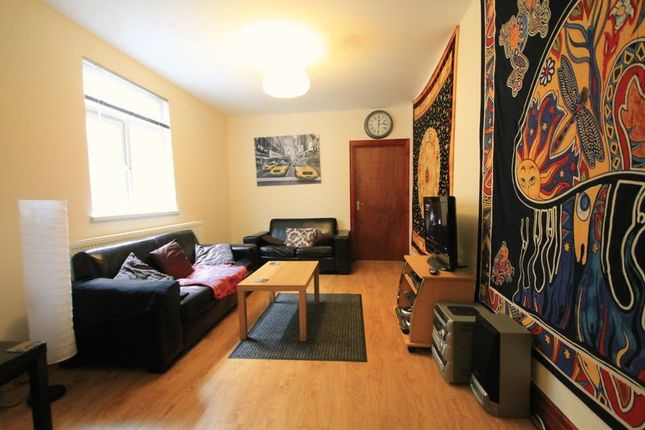 Thumbnail Terraced house to rent in Malefant Street, Roath, Cardiff
