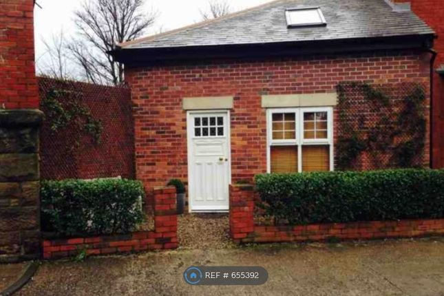 Thumbnail Semi-detached house to rent in Tankerville Terrace, Newcastle Upon Tyne