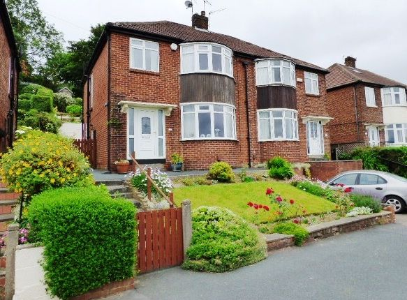Thumbnail Semi-detached house for sale in Leeds & Bradford Road, Rodley, Bramley