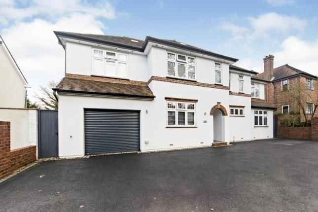 Thumbnail Detached house for sale in Riddlesdown Road, Purley, Surrey