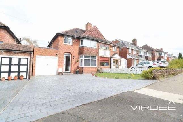 3 bed semi-detached house for sale in Beauchamp Avenue, Handsworth Wood, West Midlands B20
