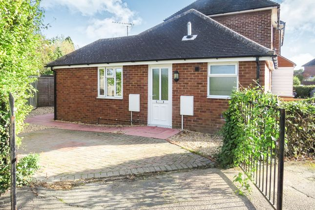 Thumbnail Bungalow for sale in Northfields, Dunstable