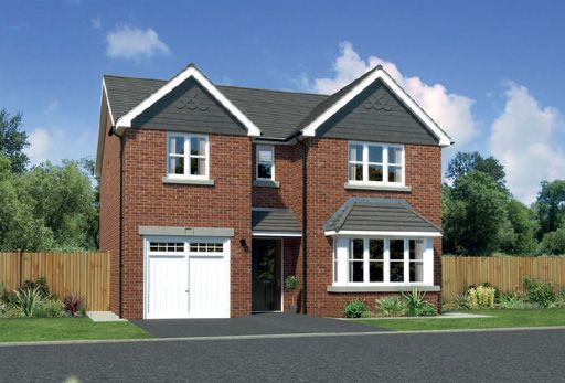 Thumbnail Detached house for sale in Upton Pines, Arrowe Park Road, Wirral