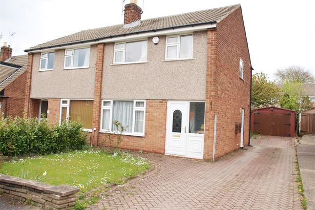 3 bed semi-detached house for sale in Linton Crescent, Shadwell, Leeds