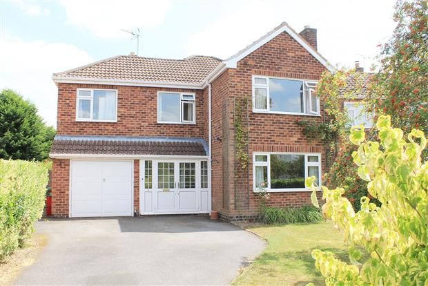 Thumbnail Detached house for sale in Arbour Close, Kenilworth
