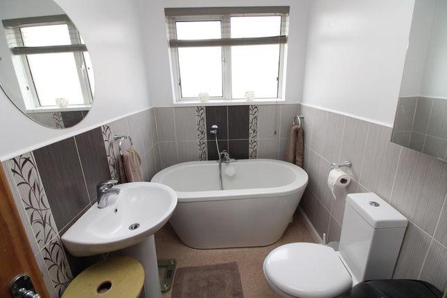 Bathroom/wc of Dunstone View, Plymstock, Plymouth PL9
