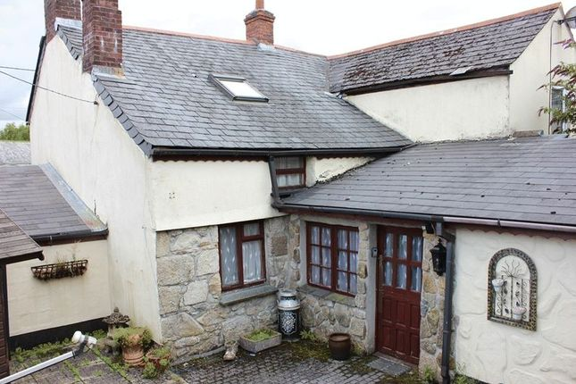 Thumbnail End terrace house for sale in Rosevear Road, Bugle, St. Austell