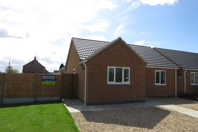 Detached bungalow for sale in Marriotts Drove, Ramsey Mereside, Huntingdon