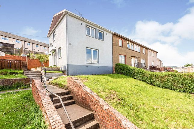 Thumbnail End terrace house for sale in Ferguson Drive, Denny, Stirlingshire