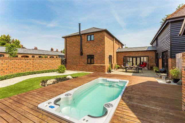 Thumbnail Detached house for sale in Home Farm Place, Merstham, Surrey