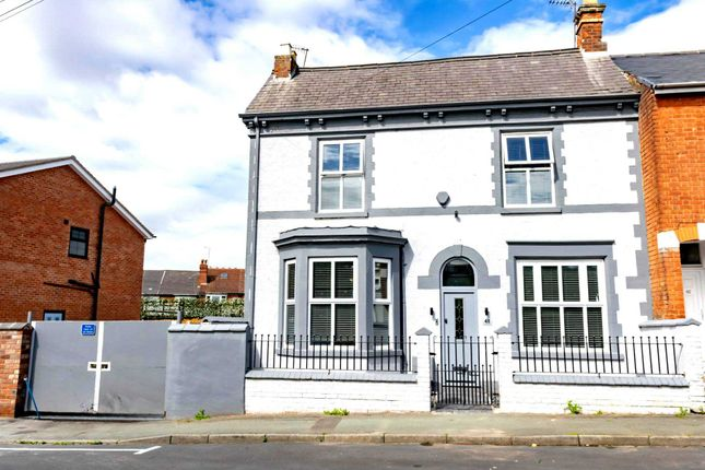 Thumbnail End terrace house for sale in Newbridge Street, Wolverhampton