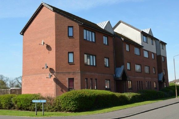 Thumbnail Flat to rent in Longdales Court, New Carron, Falkirk