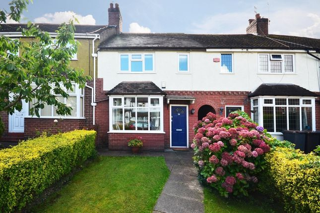 Town house for sale in Vale View, Porthill, Newcastle-Under-Lyme