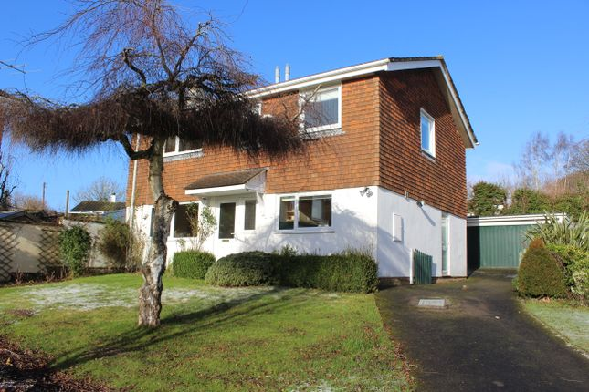 Thumbnail Detached house for sale in Ashley Piece, Ramsbury
