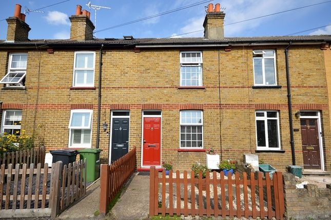 2 bed terraced house for sale in West Street, Ewell, Surrey. KT17