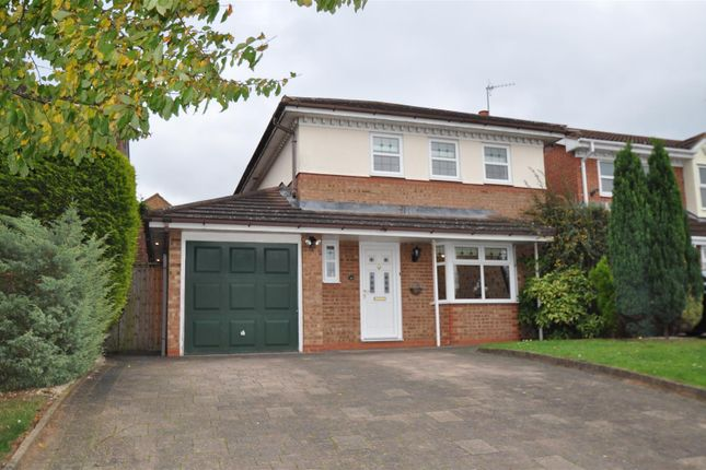 Thumbnail Detached house to rent in Grosvenor Way, Droitwich