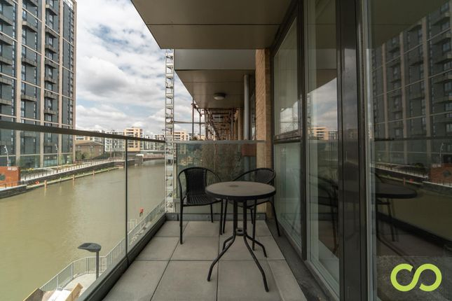 Balcony of Babbage Point, Greenwich SE10