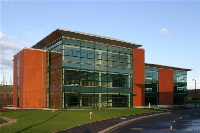 Thumbnail Office to let in Excel House, Europoint Office Park, Eurocentral, Bellshill, Lanarkshire