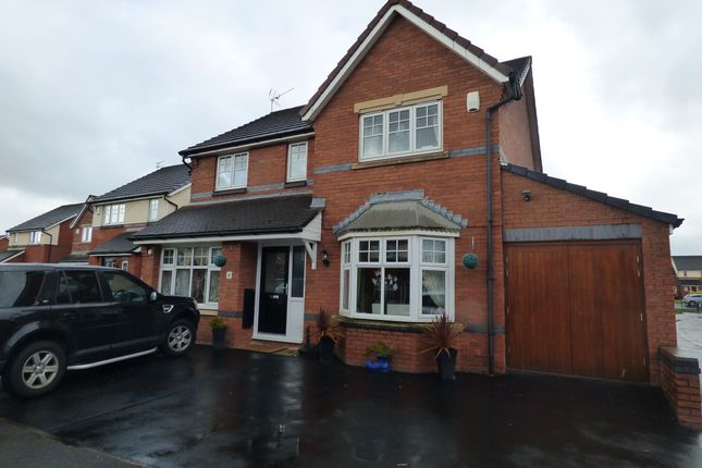 Thumbnail Detached house to rent in Huskisson Way, Newton-Le-Willows