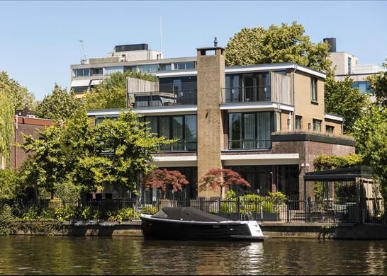 Thumbnail Detached house for sale in Amsterdam, The Netherlands