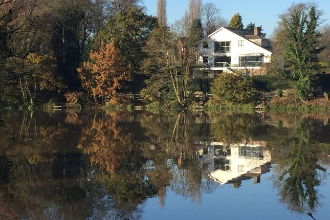 Thumbnail Detached house for sale in Baycliffe, Lymm