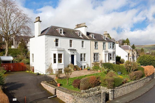 Thumbnail Semi-detached house for sale in Springhill Road, Peebles