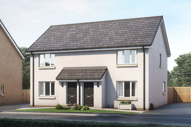 "Thumbnail Property for sale in ""The Blair"" at Meadowhead Road, Wishaw"