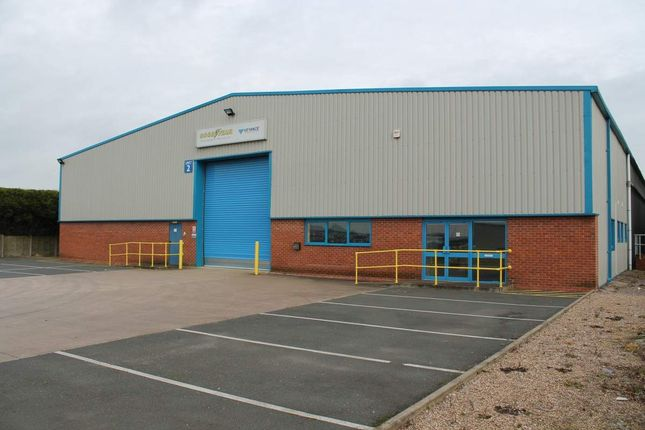 Thumbnail Industrial to let in Unit 2 Zone 4, Burntwood Business Park, Burntwood