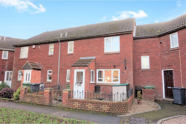 Thumbnail Terraced house for sale in Ryvere Close, Stourport-On-Severn