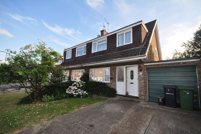 Thumbnail Semi-detached house to rent in Chipstead Close, Maidstone