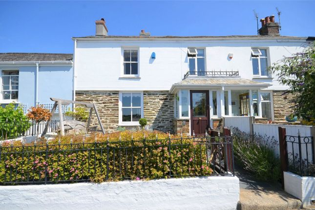Thumbnail Terraced house for sale in Rosewin Row, Truro, Cornwall