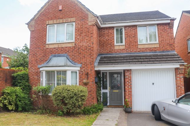 Thumbnail Detached house for sale in Tyburn Road, Birmingham