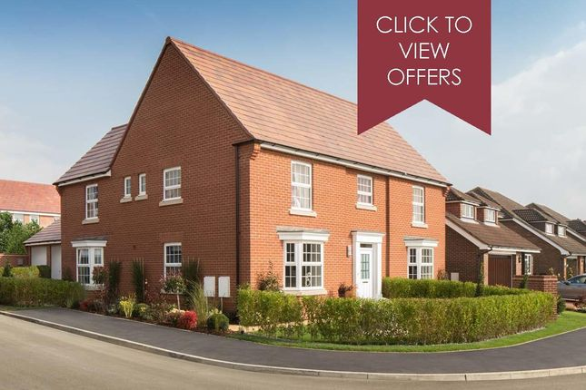 """Thumbnail Detached house for sale in """"Henley"""" at Lindhurst Lane, Mansfield"""