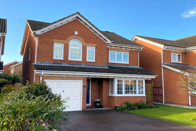 Thumbnail Detached house for sale in Peregrine Close, Bishop's Stortford