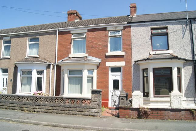 Thumbnail Terraced house for sale in Hospital Road, Aberavon, Port Talbot