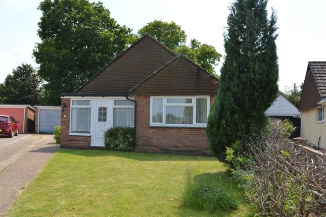 Thumbnail Bungalow to rent in Andrew Crescent, Waterlooville