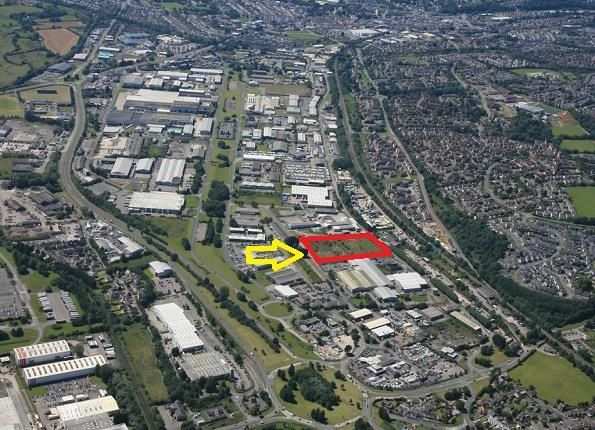 Thumbnail Land to let in G11, Bennett Street, Bridgend Industrial Estate, Bridgend CF31, Bridgend,