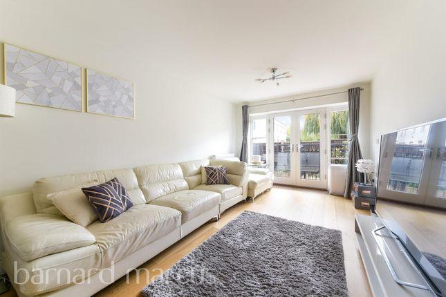 Living Room of The Parade, Epsom KT18