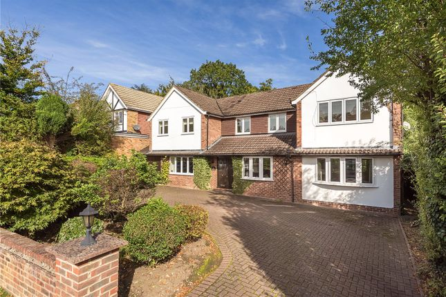 Thumbnail Detached house for sale in Howards Thicket, Gerrards Cross, Buckinghamshire
