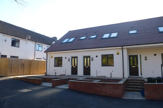 Thumbnail Town house to rent in Clifton Park View, Rotherham